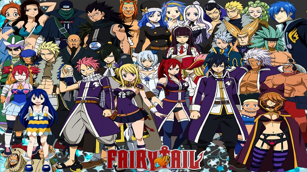 fairytail guilds
