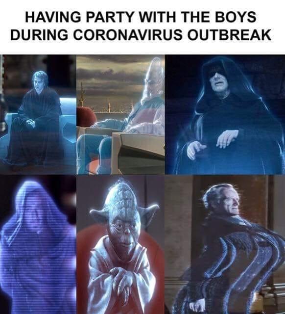 star wars coronavirus